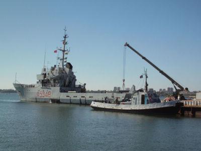 0031 Attività-in-banchina-imbarco---Nave-Tremiti