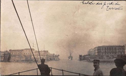 0037 Entrée Du Port De Tarente