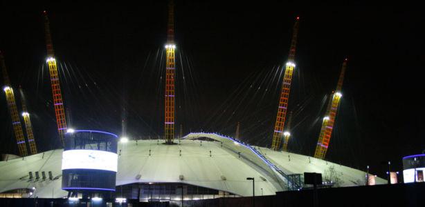 018 Greenwich. O2 Arena. 09.12.2012
