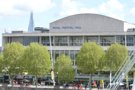 037 Royal Festival Hall. 26.04.2019