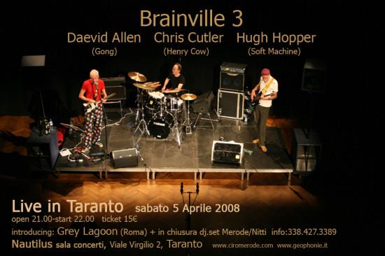 Brainville 3 (Immagine Promozionale)