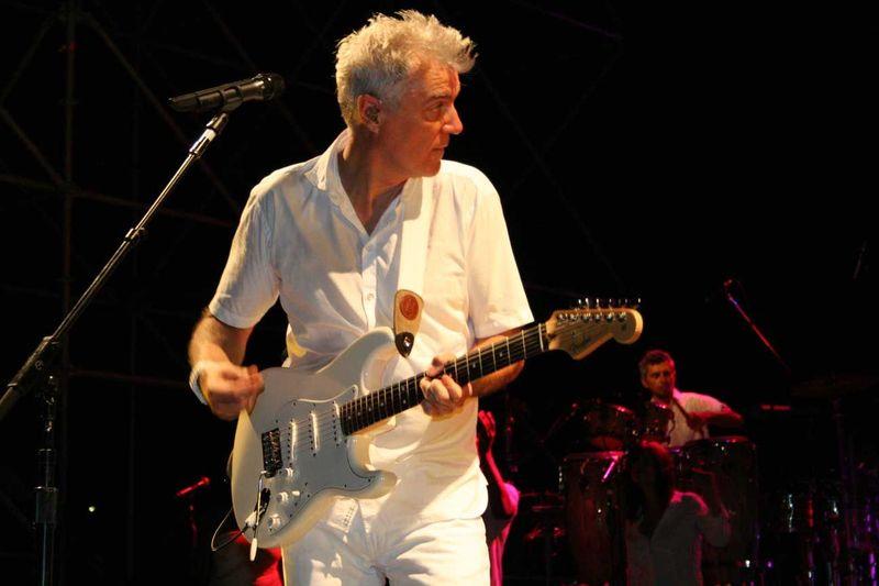 David Byrne 22.04.2009, Modena, Teatro Comunale